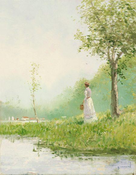 art-french-impressionism Thomas Kinkade